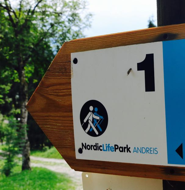 Nordic life park Andreis