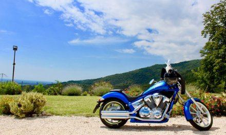 Valcellina Motorbike