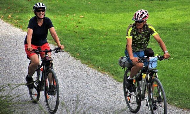 Barcis in bicicletta