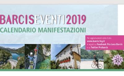 Eventi a Barcis 2019