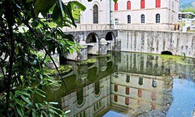 Centrale idroelettrica di Malnisio